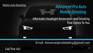 Affordable Mobile Auto Detailing