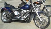 Harley Auspuffanlage
