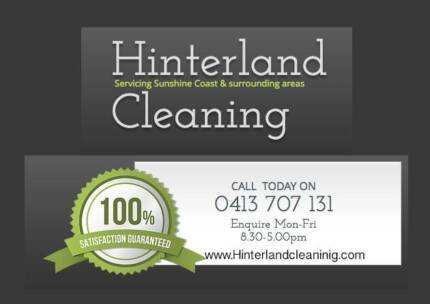 Hinterland Cleaning