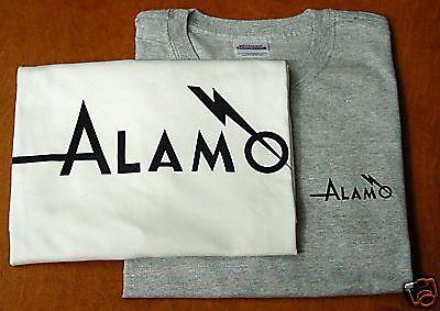 VINTAGE ALAMO GUITAR T-SHIRT XXL