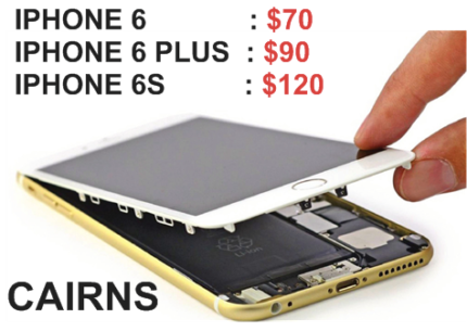 WE FIX YOUR IPHONE