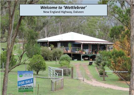 Renovated 3 Bedroom Home on 250 Acres - Dalveen, Qld