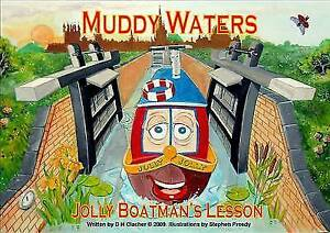Muddy-Waters-Jolly-Boatman-039-s-Lesson-by-D-H-Clacher-Paperback-2009