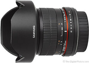 Samyang 14mm 2.8 for Canon