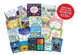 Work From Home Usborne Books at Home Organiser- Jamsine's Little Library