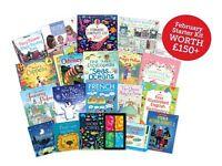 Work From Home Usborne Books at Home Organiser- Jamsine's Little Library