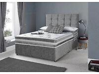 New Divan bed sets - Free delivery!