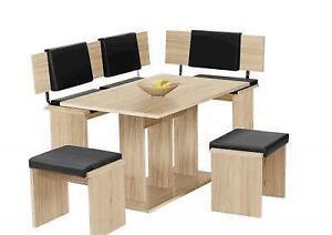 eckbankgruppe g nstig online kaufen bei ebay. Black Bedroom Furniture Sets. Home Design Ideas