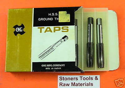 6 Pieces 916-12 Osg Plug Forming Tap Hand Hss Roll Form Taps New