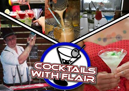 Cocktails With Flair - Cocktail Parties Newcastle Newcastle Area Preview