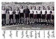 FC Bayern Autogramme