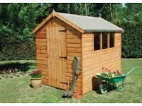 MARK'S SHEDS & FENCING