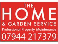 Handyman offering Professional Property Maintenance Service