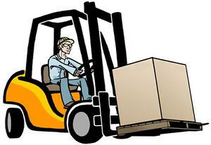 Forklift Operator needed in Brampton
