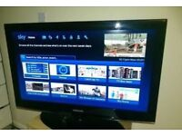 """Samsung LE37A456C2D 37"""" Widescreen HD Ready LCD TV With Freeview"""