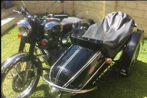 CLASSIC ROYAL ENFIELD WITH SIDECAR Wannanup Mandurah Area Preview
