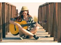 Intermediate Guitar Class for all ages in Eastbourne, Old Town at Eden Blue