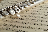 BEGINNER PIANO / FLUTE / VOICE LESSONS