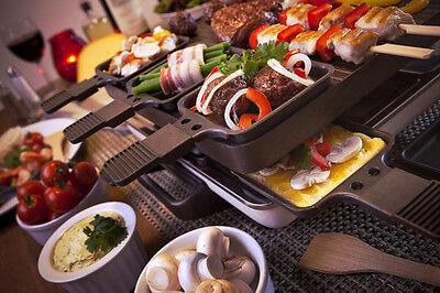 Raclette schmeckt mit Riesling oder Fendant (© sara_winter / Fotolia.com)