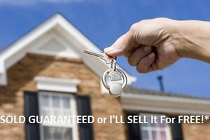 Your Home SOLD In 30 Days or I'LL Sell it for FREE!*