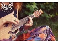 Beginners Ukulele Class for all ages in Eastbourne, Old Town at Eden Blue