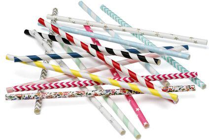 Fancy Straws