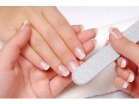Salon Nail Technician Required
