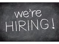 EXPERIENCED BAR STAFF REQUIRED IN DUNFERMLINE | IMMEDIATE STARTS AVAILABLE