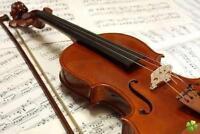 Cours de violon par professeur expérimenté à Montréal