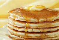 Kensington Presbyterian Church Shrove Tuesday Pancake Supper