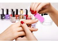 SELF EMPLOYED NAIL TECHNITIAN WANTED