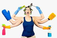 Cleaning Has You Overwhelmed? Spring Cleaning Deals @ $59!!*