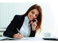 Receptionist/ Admin job wanted