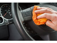 Car Wash Attendants/ Valeters required Glenrothes PART TIME ONLY