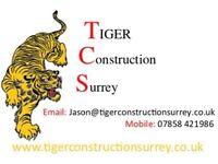 Tiger construction Surrey Ltd