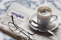 À la recherche d'un nouvel emploi