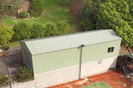 Shed - Large 8 car for Rent - Expressions of Interest