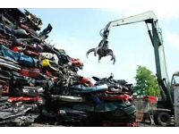 Scrap cars vans wanted free collection