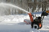 24 hour Snow Removal Service