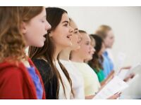 Rock, Pop and Gospel Choir for Kids & Teens in Eastbourne, Old Town at Eden Blue
