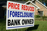 ******FREE List of FORECLOSURE, and BANK OWNED Properties******