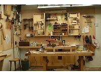 Joiners Workshop wanted. With power, ideally 3phase