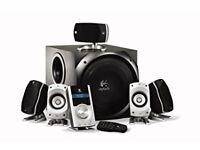 Logitech Z5500 5.1 Digital multimedia speaker system
