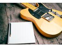Lyricist / singer seeking musicians for collaboration