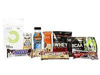 Sports Nutrition Protein Box