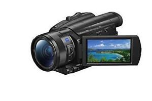 Brand new Sony FDR-AX700 AA0733024k HDR Camcorder