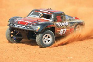 RC TRAXXAS SLAYER 4WD FOR SALE