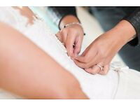 Bridal and Clothing alterations by professional seamstress