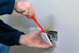 Local Electrician all jobs considered big or small, from a light change to a full rewire