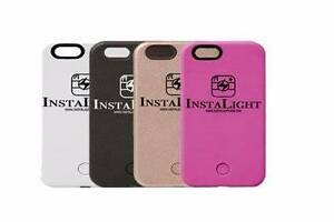 iPhone 6 / 6s / 7 Selfie Case With Power Bank INSTALIGHT.COM Rooty Hill Blacktown Area Preview